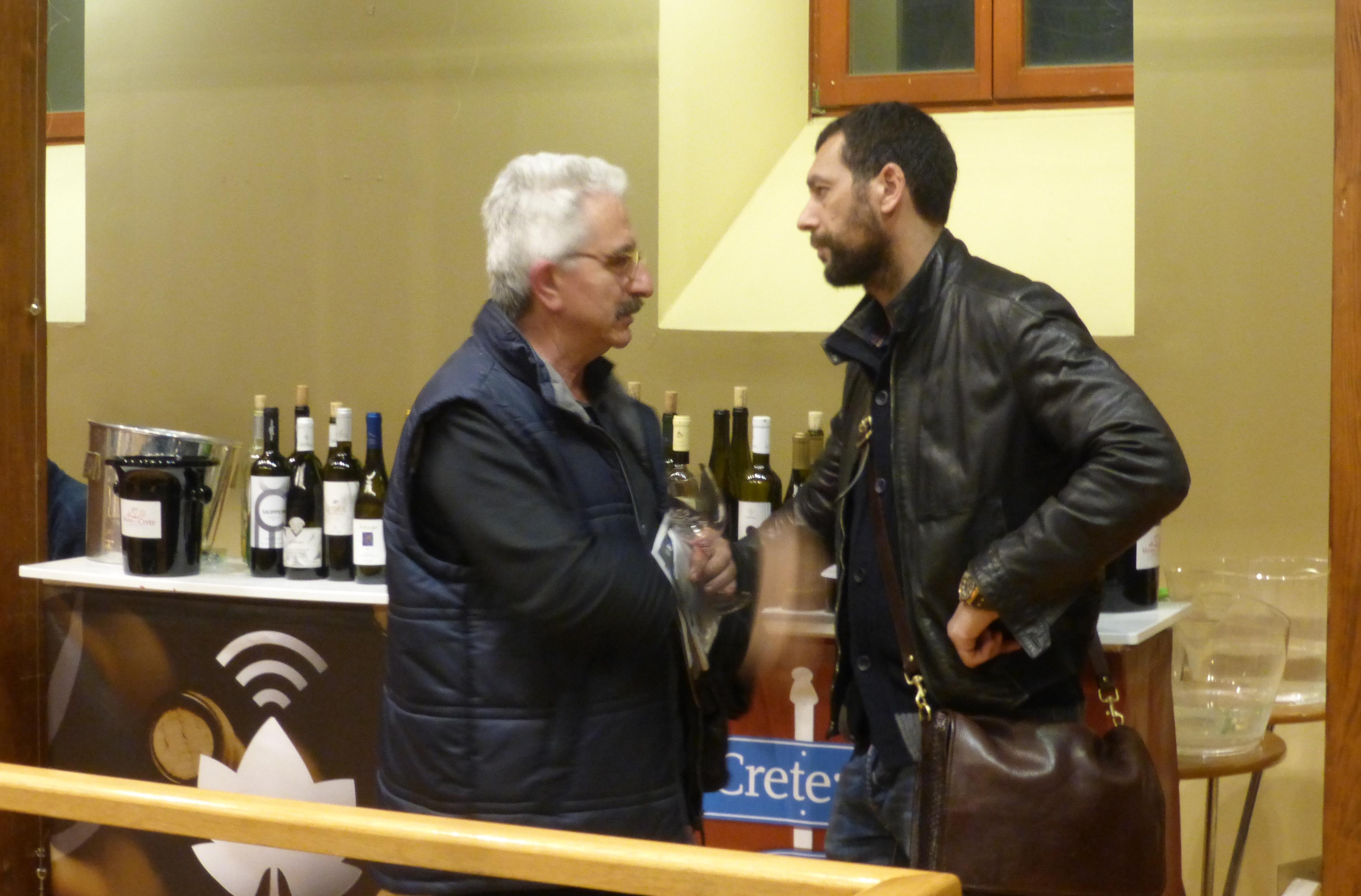 Talking Wine