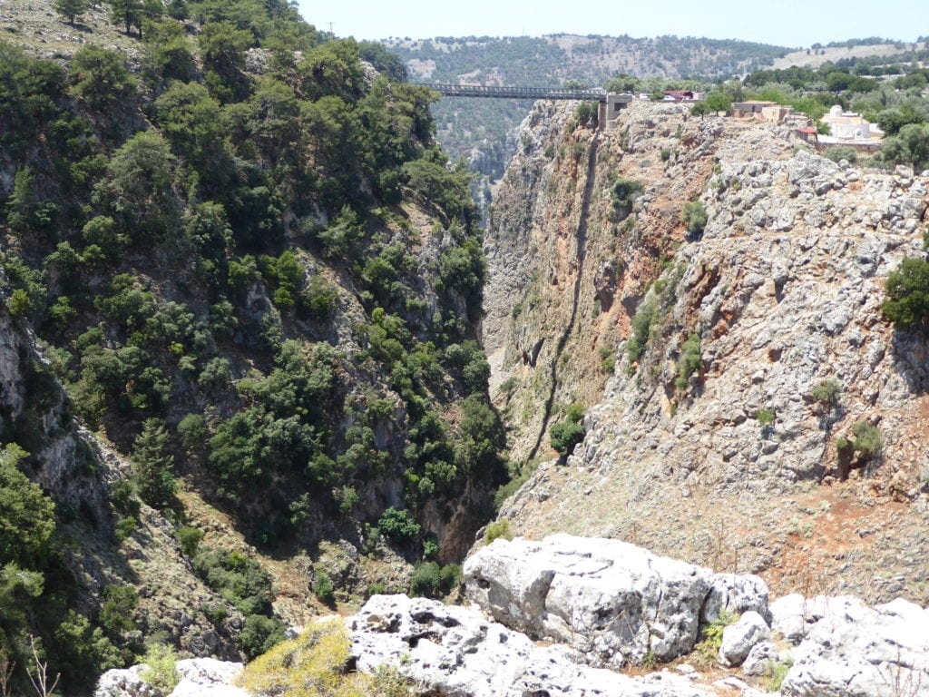Aradhena Gorge