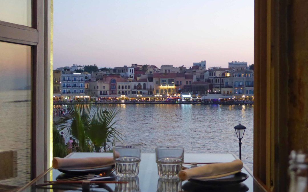 What to do on the Chania harbour front