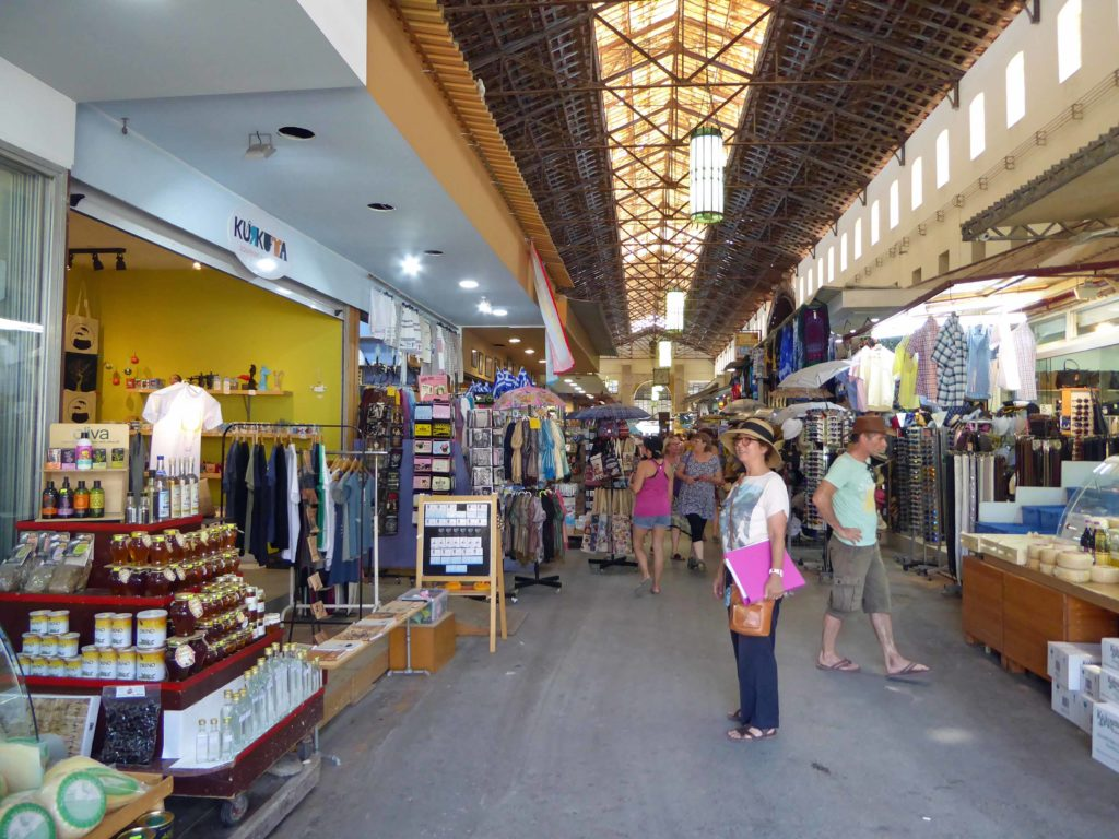 Shops in the Agora