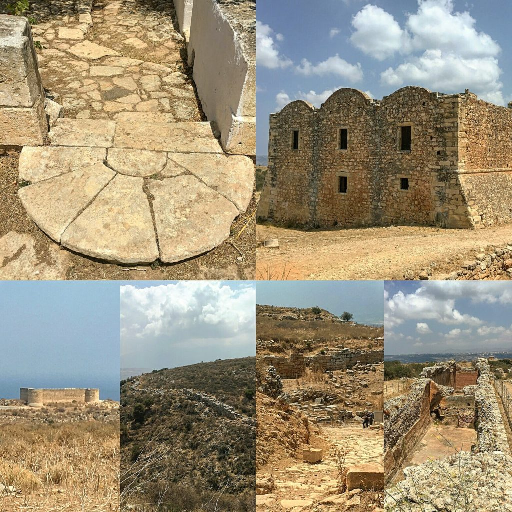 Aptera - 5000 years of history from Minoans to the Turkish occupation