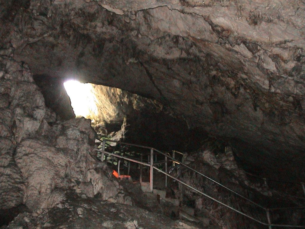 Cave of Zeus on the Lassithi plateau