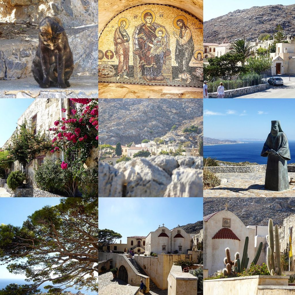 Preveli monastery drive - sights not to be missed