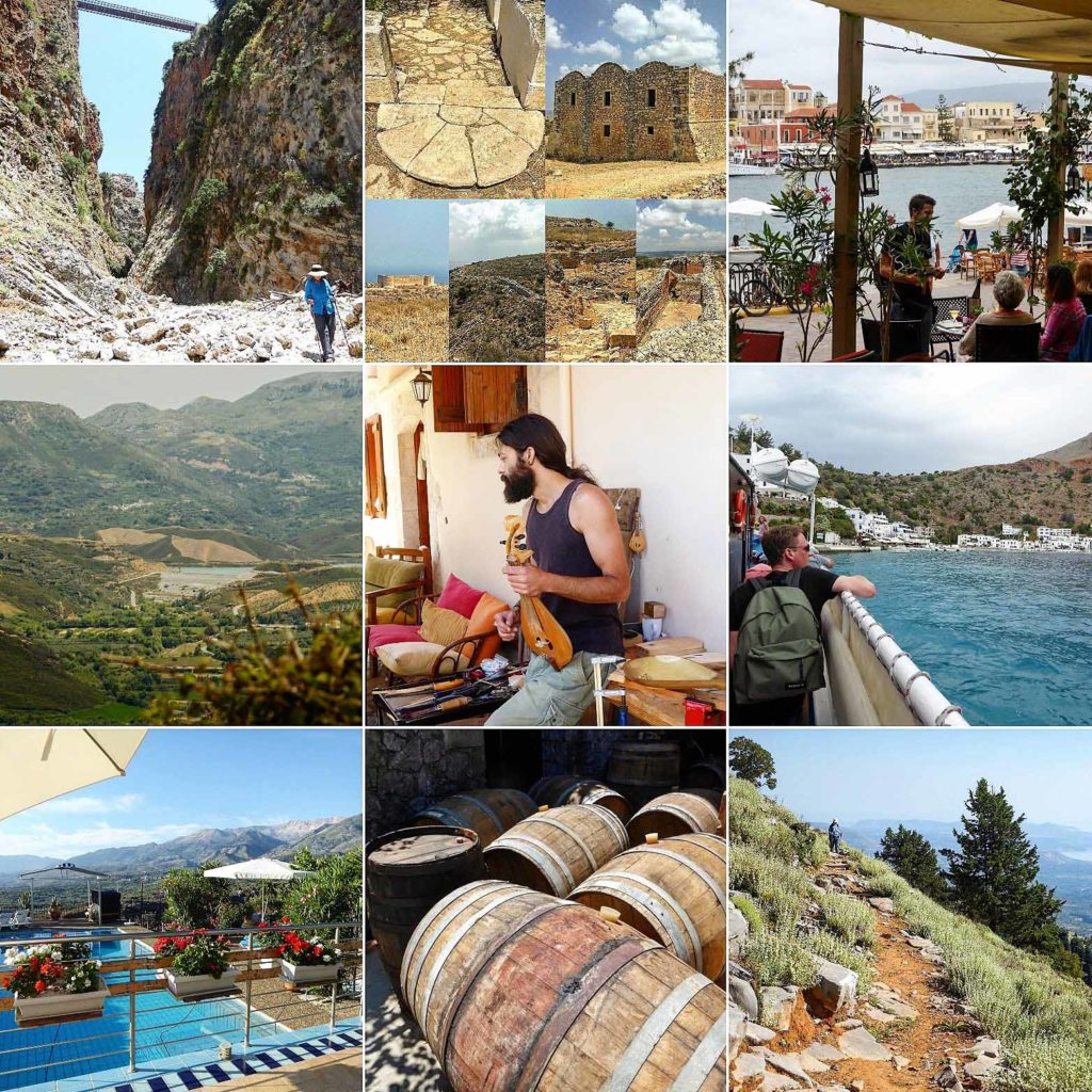 Ten things to do in west Crete
