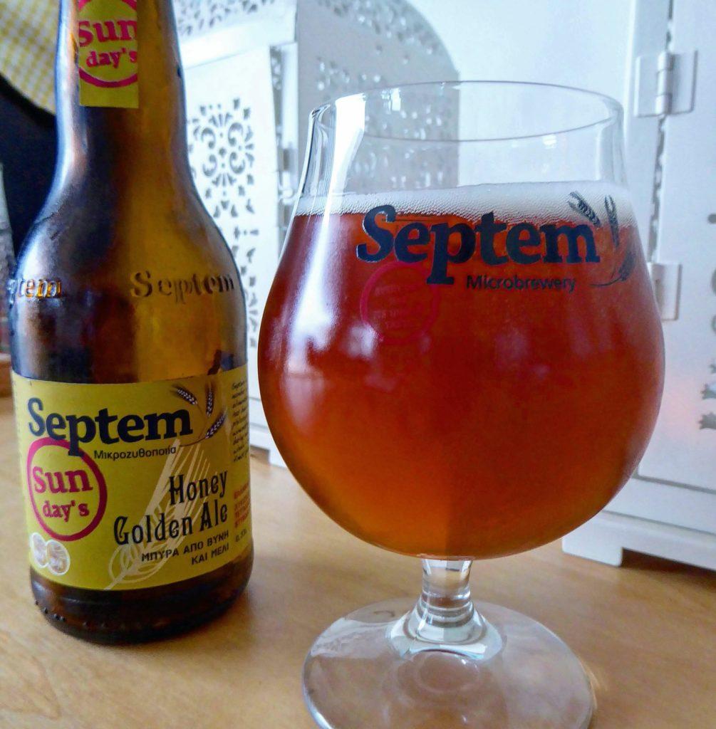 Honey Ale from Septem
