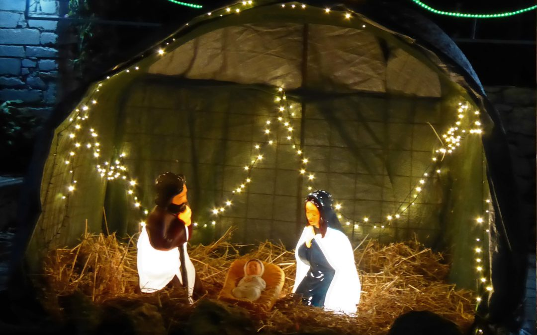 Christmas Nativity Scenes in Crete